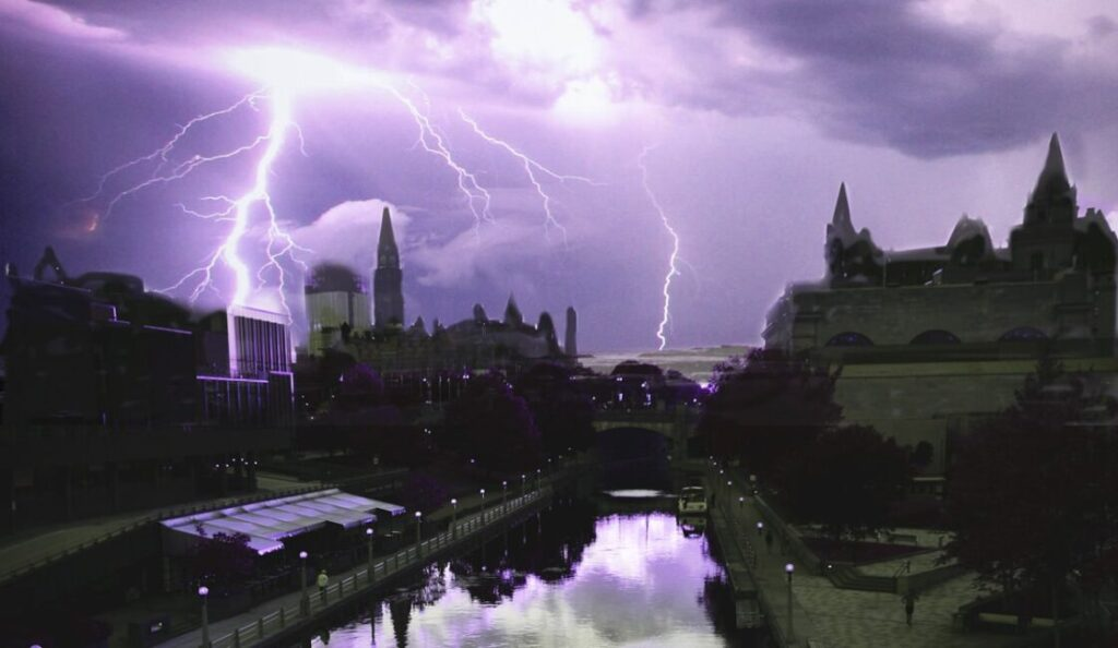 Ottawa severe thunderstorm watch