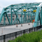 Mobility interruptions on Chaudiere bridge
