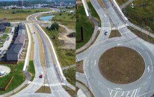 Ottawa celebrates completion of Campeau Drive