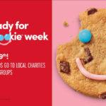 Tim Hortons Smile Cookie Week