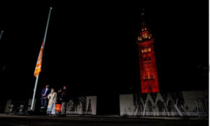 Parliament Hill Truth and Reconciliation ceremony