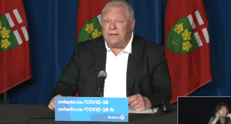 Ontario to administer second doses to those over 80 starting Monday
